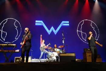 Riverbend Festival opens with Weezer on Wednesday