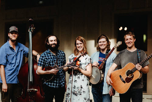Check out the Caney Creek Company album release party Saturday at Songbirds