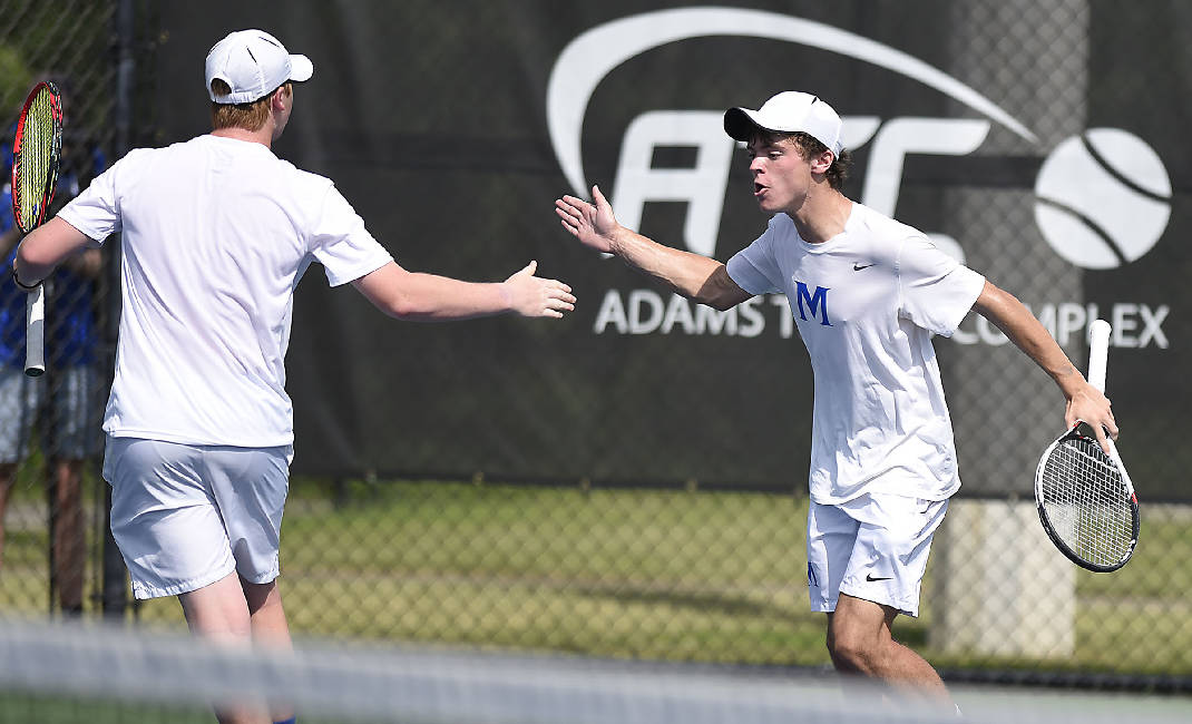 McCallie Takes First Tennis State Title Since 2009