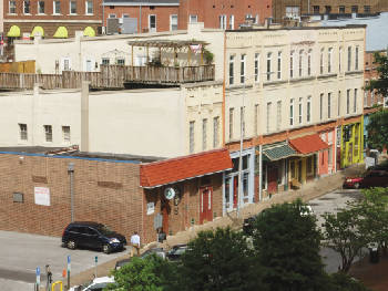 Patten parcel: Include part of this historic Chattanooga block in your portfolio