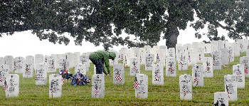 There are plenty of events this holiday weekend leading up to Chattanooga's annual Memorial Day service