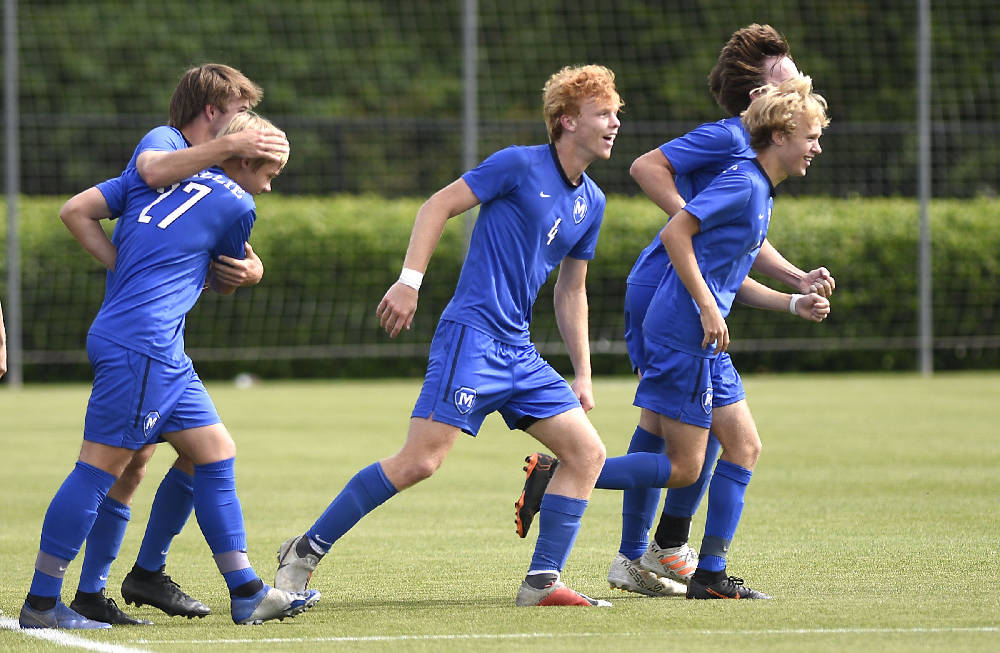 McCallie Tops MBA For Soccer State Title