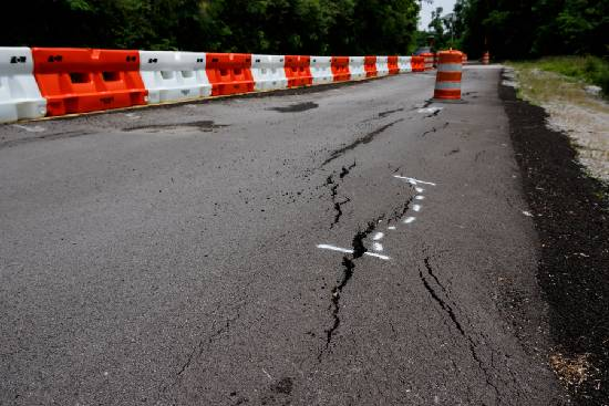 Chattanooga's transportation department looks to federal government for $20 million in emergency road repairs