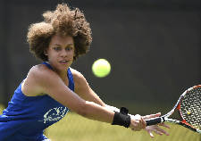Signal Mountain doubles duos state runners-up with Sunshine Finnell