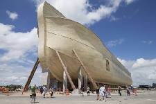 Owners of Noah's ark attraction file lawsuit over flood damage