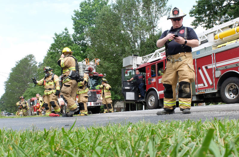 Wrong Number? Increasing Number Of Fire Departments' Calls