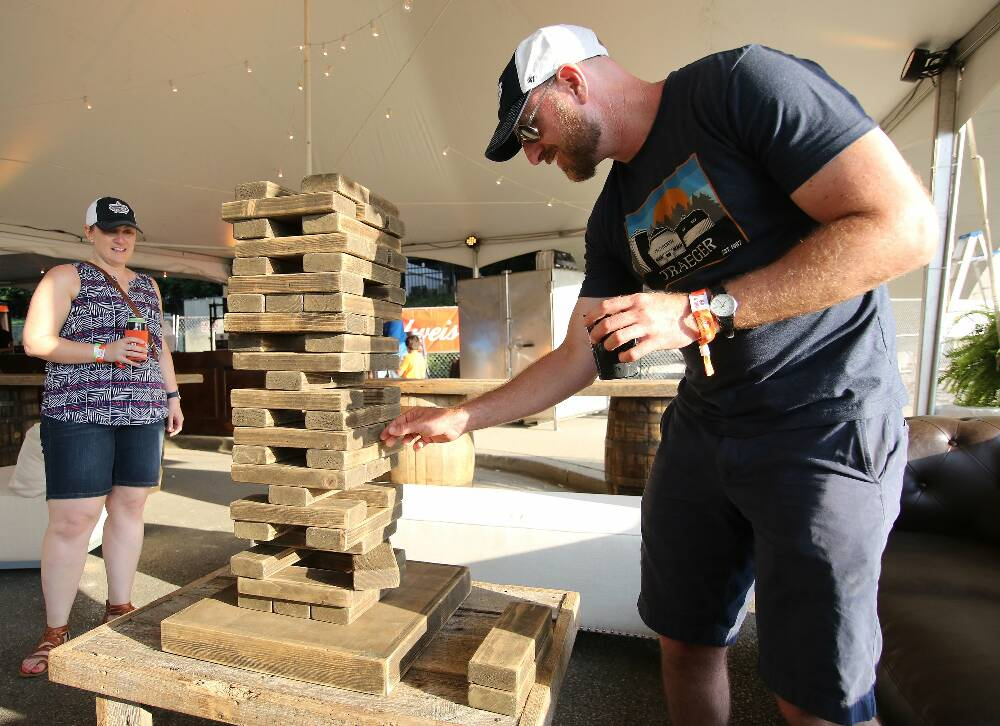 Photo Gallery: Day 1 Of 2019 Riverbend Festival