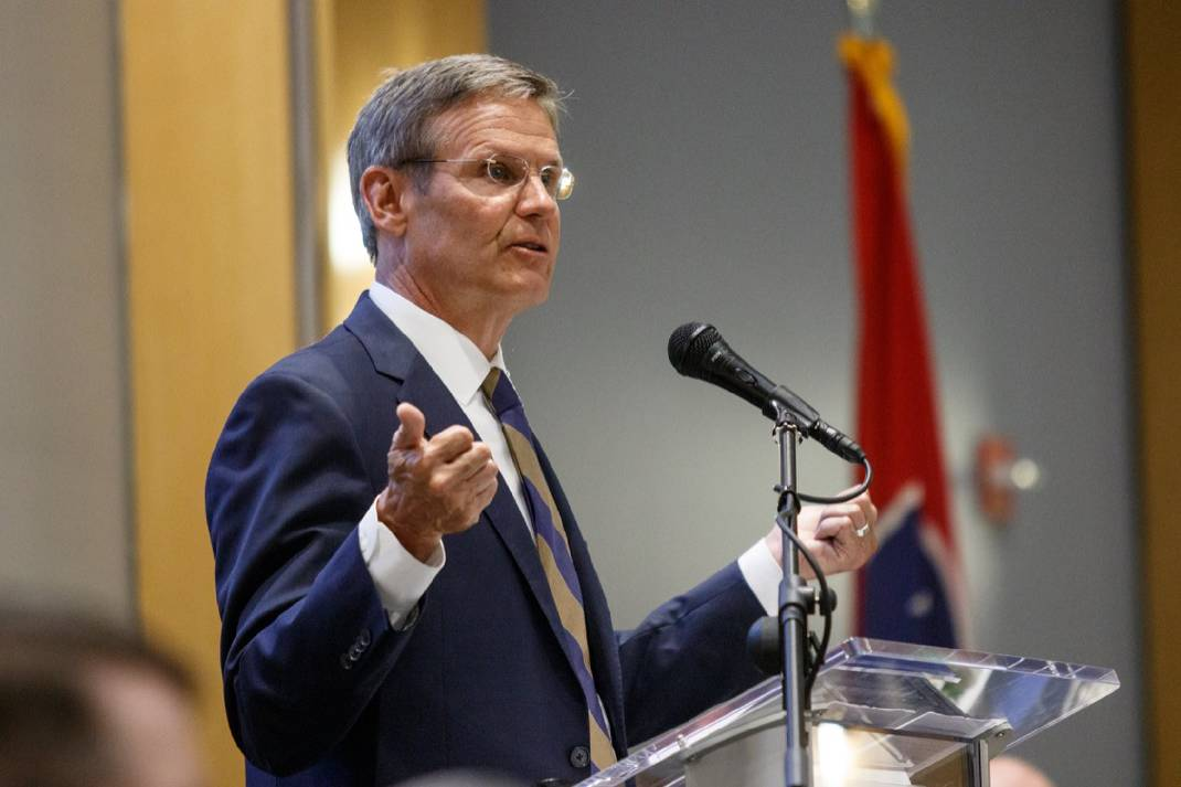 Tennessee Gov. Lee Says UAW Will Hurt Business Recruitment