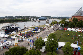 Directors considering future of Riverbend after determining this year's festival 'did not perform as well as expected'