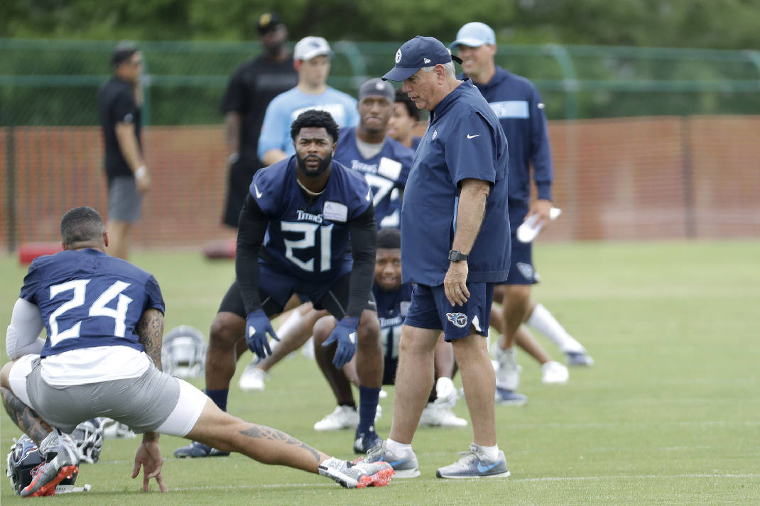 Titans Defensive Coordinator Dean Pees Focused On Overall