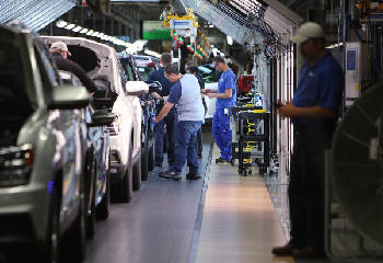 Workers to vote in union election starting today at Volkswagen