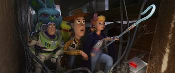 Film Review: In the joyous 'Toy Story 4,' the toys evolve too