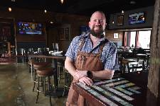 Meet the Chef: Marcus Willis of Parkway Pourhouse talks roast beef, wings and Mee-Maw's chicken and dumplings
