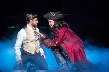 Broadway musical 'Finding Neverland' stops at Tivoli, tells how 'Peter Pan' came to be