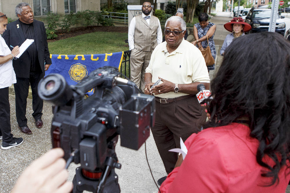 Chattanooga NAACP Denounces City's Proposed Business