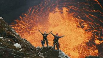 Tennessee Aquarium Imax 3D Theater hosting launch party for 'Volcanoes 3D: Fires of Creation'