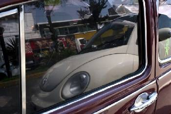 Mind Coffee: Goodbye to my old pal, the VW Beetle