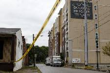 Resident who let fatal Douglas Heights shooting suspects into building has been evicted after initial pause by management