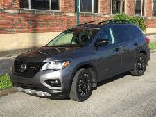 Test Drive: Tennessee-made Nissan Pathfinder can tow up to three tons
