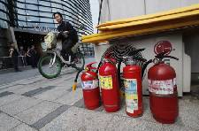 South Korean man dies after setting himself on fire near Japanese Embassy in Seoul