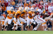 Alabama's Jerry Jeudy seeks second straight Biletnikoff Award