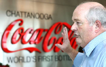 Coca-Cola bottling marks 120 years in Chattanooga