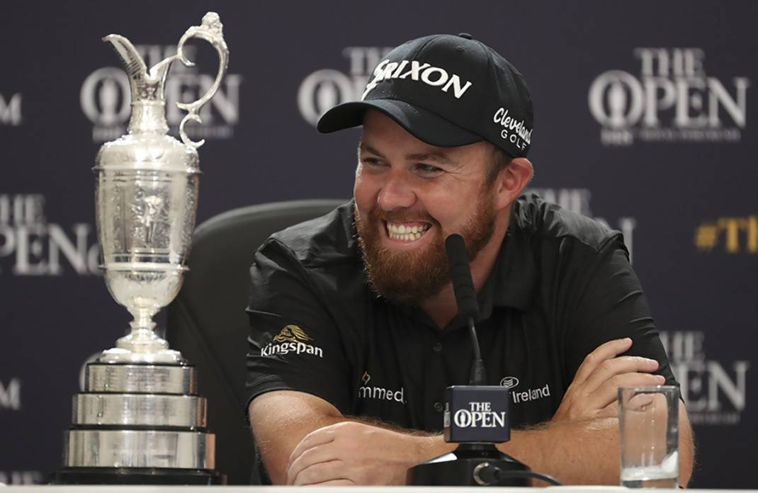 shane lowry holds up under pressure to win british open for first major title