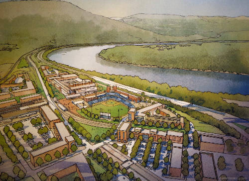 Big plans: How more than $2 billion in real estate investment will change the way you see Chattanooga