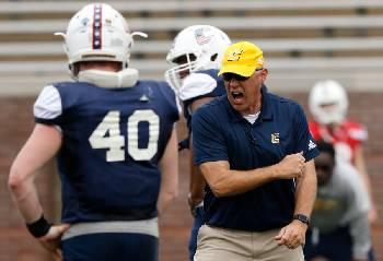 Even delayed start can't dampen Mocs' mood as camp opens | Times