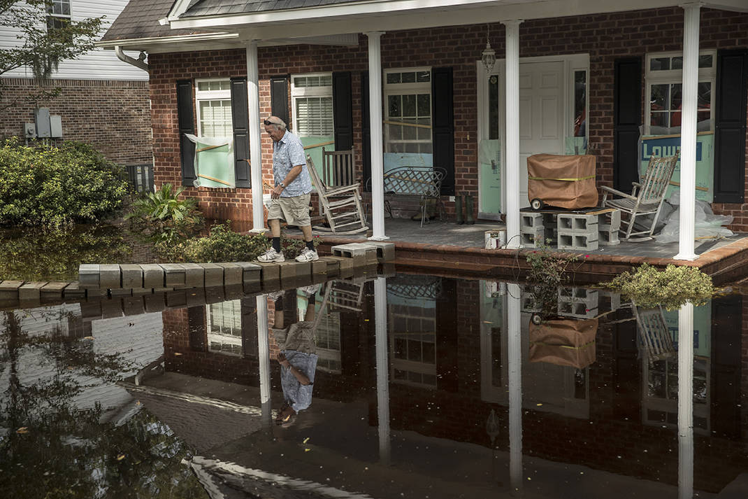 Study: Homes are being built the fastest in many flood-prone areas