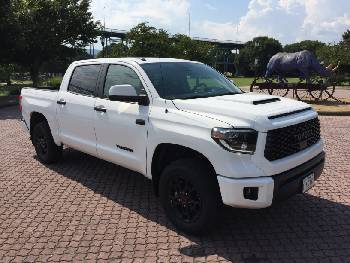 Test Drive: New 2019 Tundra TRD Pro was built for off