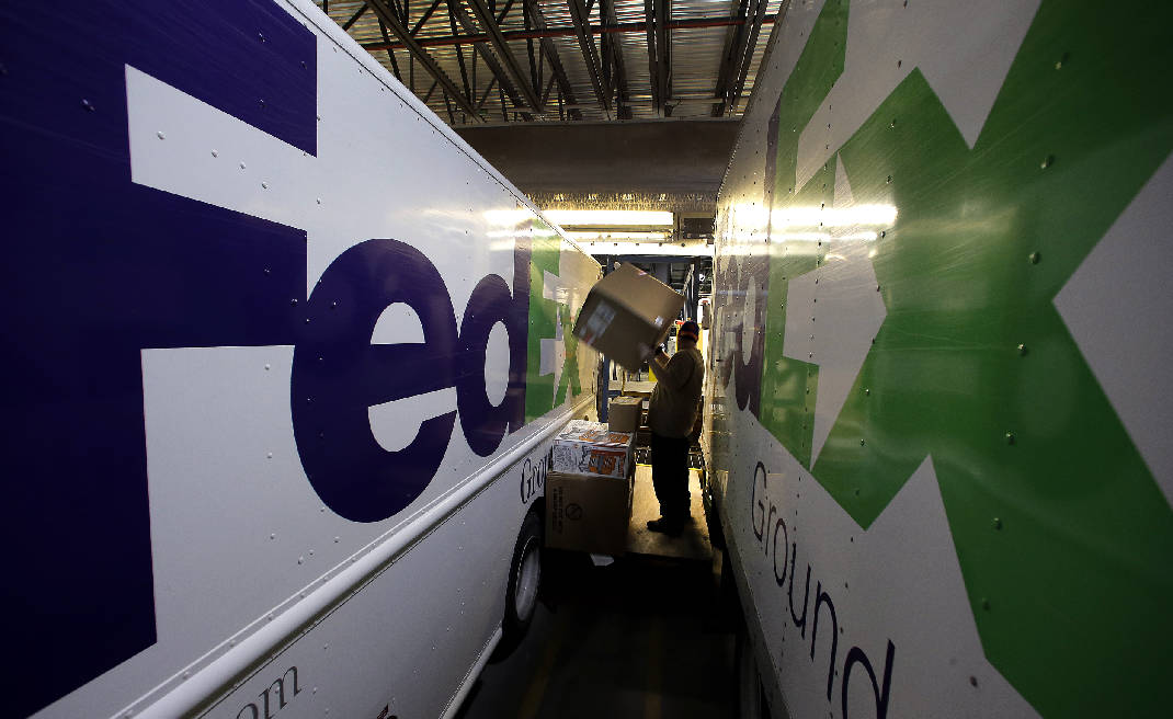 FedEx to end ground delivery business with Amazon | Times Free Press