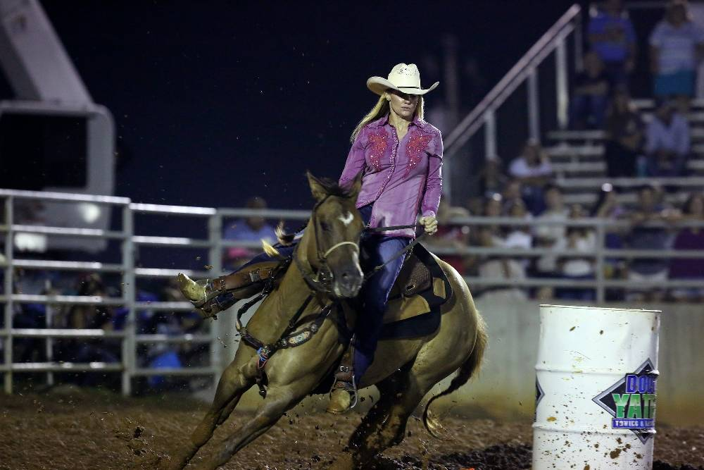 Photos: Roping And Riding For A Cause In Ringgold, Georgia