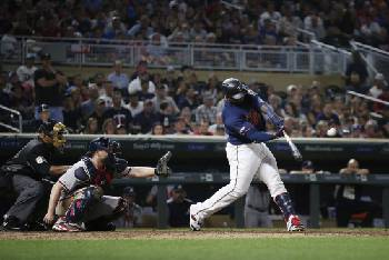 Miguel Sano's pinch-hit home run in 9th gives Minnesota Twins