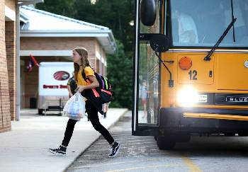 Hamilton County Schools officials ask for patience with bus troubles