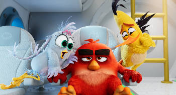 Film Review: 'Angry Birds' can't fly, but this sequel stays aloft [trailer]