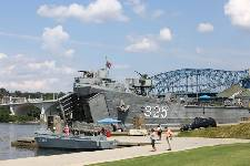 What to know before touring a WWII ship at Ross's Landing [photos, video]