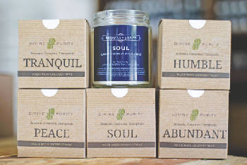 Pure Intentions: Cassandra Tucker takes a natural approach to healing and health with her Divine Purity creations