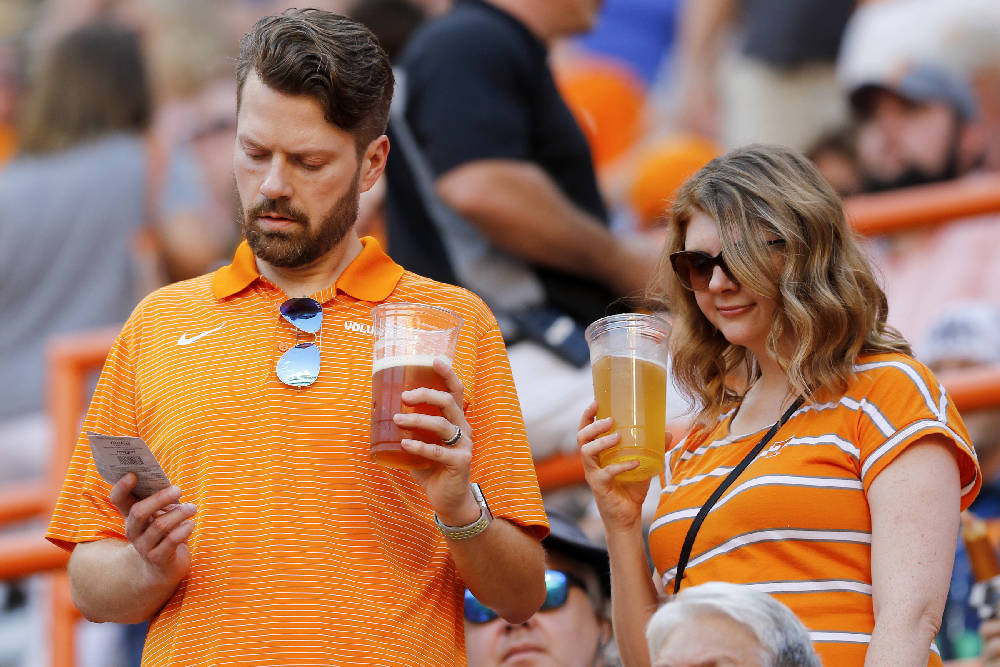 Wiedmer: Vols may be 0-2, but Jeremy Pruitt delivers a ...