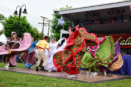 Latin Festival kicks off Hispanic Heritage Month at Chattanooga State