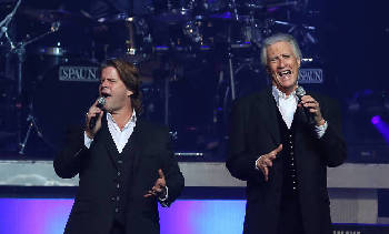 Righteous Brothers' show brings that lovin' feeling back to the Tivoli Theatre