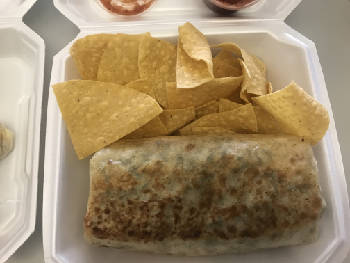 Restaurant Review: Mr. Burrito Grill delivers in a big way