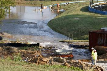 Tennessee American Water will not adjust bills or provide reimbursements related to Chattanooga water leak