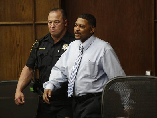 Tony Bigoms found guilty of murder, corpse abuse in slaying, dismemberment retrial