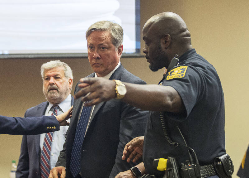 Former Georgia Officer Who Killed a Black Man Is Convicted