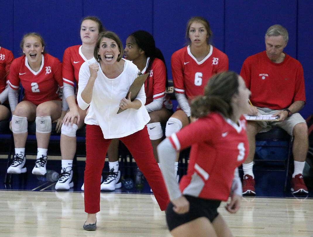 Baylor East Hamilton Volleyball Programs Finish Third At State Chattanooga Times Free Press