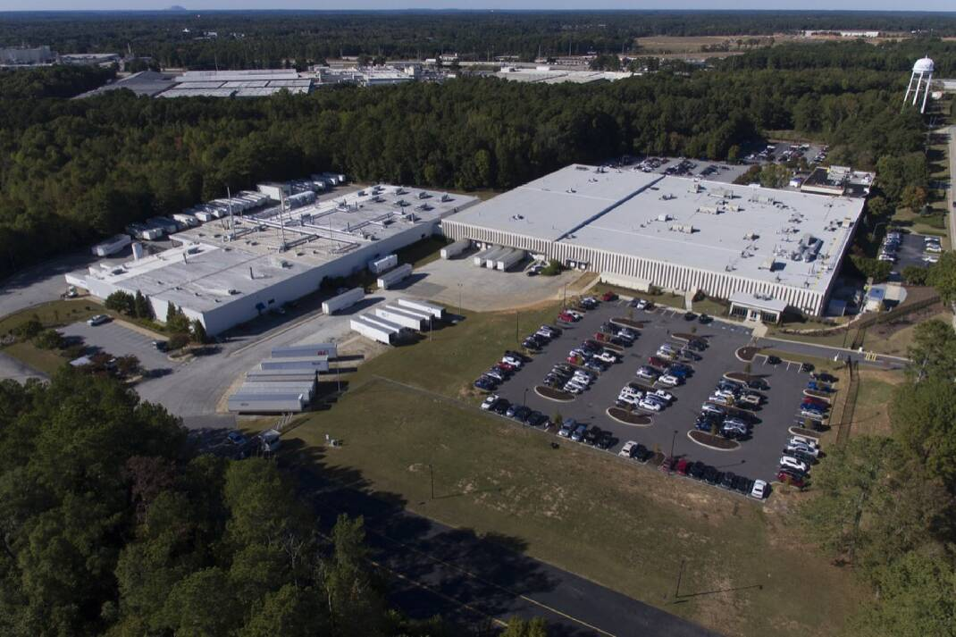 Georgia Emissions Test >> Georgia plant agrees to close in fight over gas emissions ...