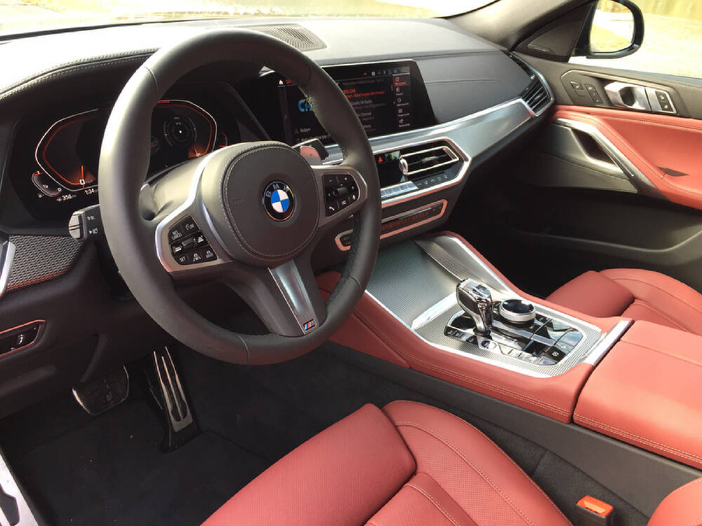 Test Drive New 2020 Bmw X6 M50i Has Sexy Lines Sensuous