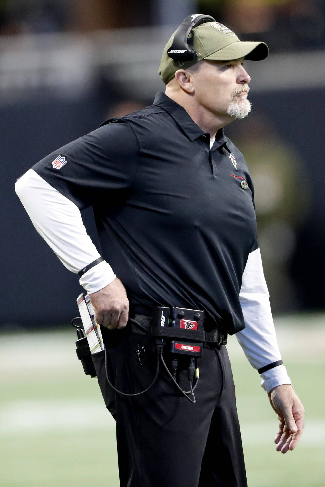 straight title win South  third Falcons, Saints NFC defeat