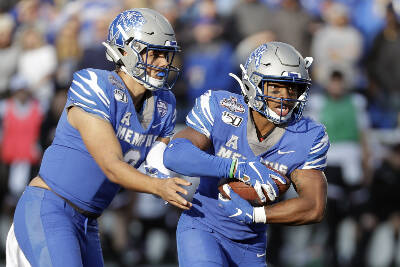 Memphis Wins American Athletic Conference Football Title